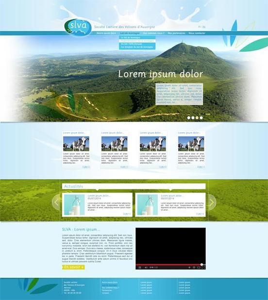 web-design-societe-laitiere-volcan-auvergne-Jordan-Graphic