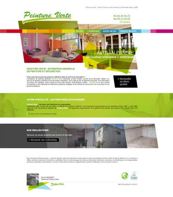 site-web-peinture-verte-Jordan-Graphic