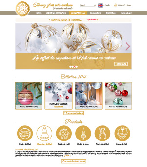 web-design-glassor-boules-de-noel-e-commerce