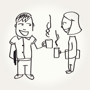 dessin au trait jordan Gentes