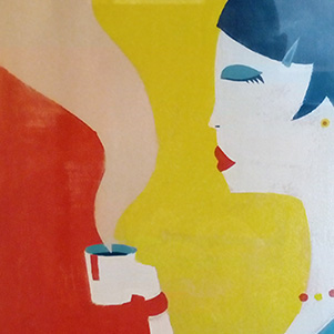 dolce-vita-2-jordan-gentes-cafe-illustration-gouache-vignette