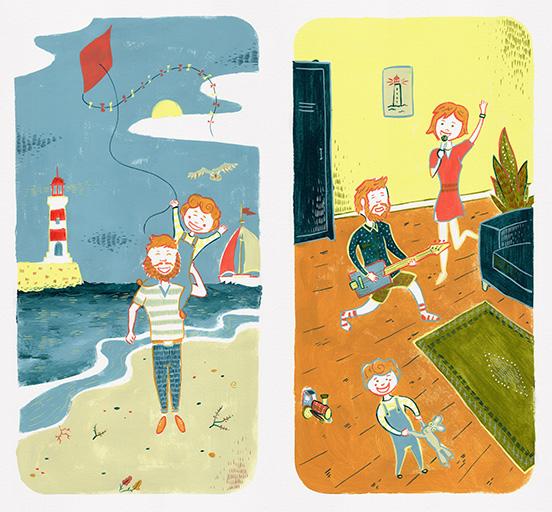 les_grands_jordan_gentes livre pour enfants