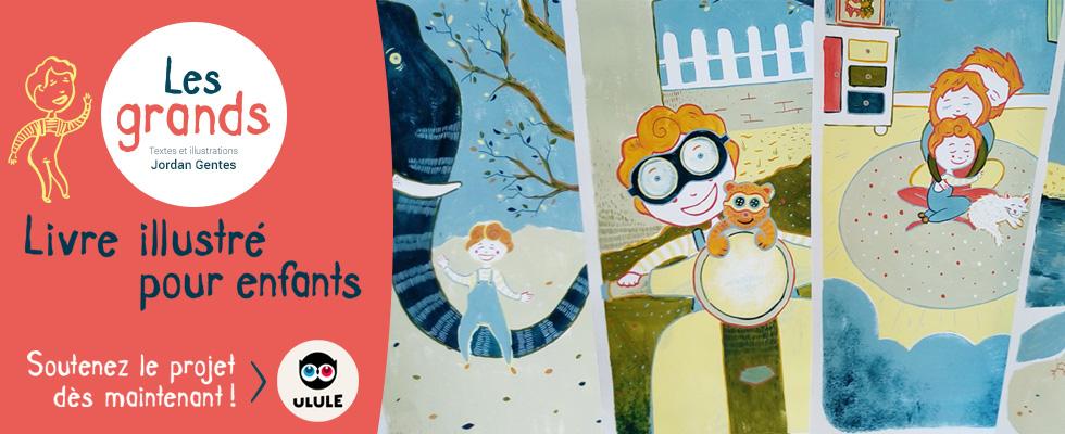 les grands livre pour enfants