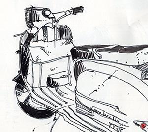 croquis-scooter-lambretta-tv-175-jordan-gentes