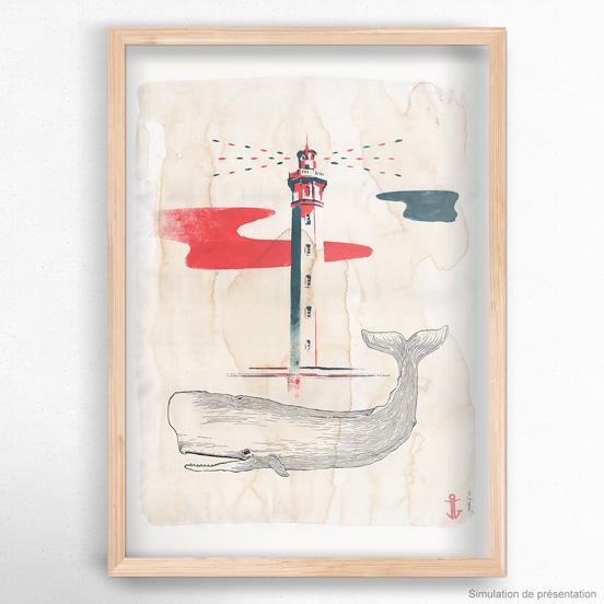 phare-des-baleines-illustration-gouache-encre-jordan-gentes