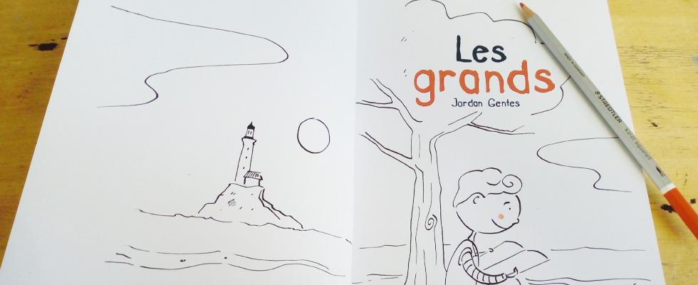 dedicace les grands livre enfants jordan gentes