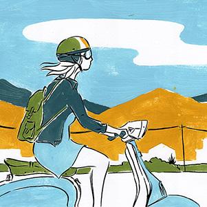 sur-une-ile-illustration-gouache-jordan-gentes