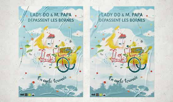 affiche_lady_do_m_papa_depassent _les_bornes