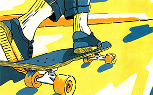 skateboard-illustration-gouache-jordan-gentes