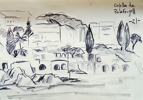 croquis-sketch-calella-palafrugell-jordan-gentes
